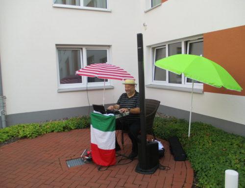 Sommerfest in der MediCare Seniorenresidenz Am Leinebogen