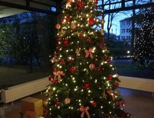 Weihnachtsfeiern in der Seniorenresidenz Hoffmannspark
