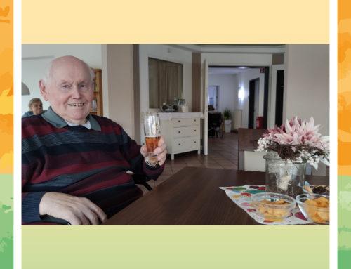 Musiknachmittag in der Seniorenresidenz Lenzinghausen