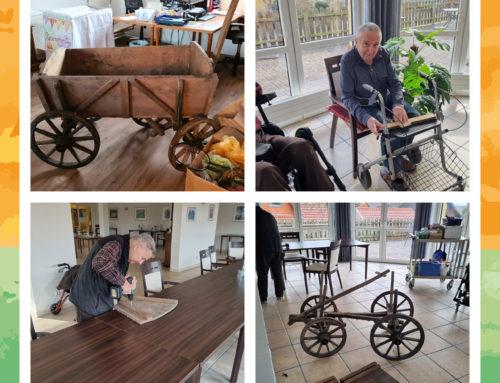 Bollerwagen-Projekt in Celle