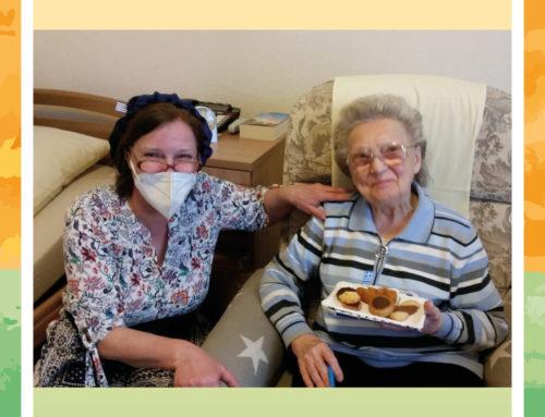 Griechischer Tag in der Seniorenresidenz Am Wiehengebirge in Bad Oeynhausen
