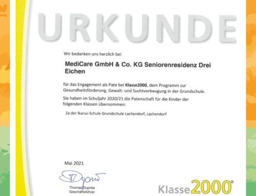Wir unterstützen die Grundschule in Lachendorf!