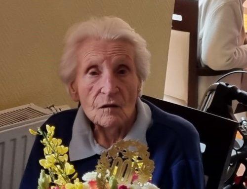 """Ein 100. Geburtstag in der MediCare Seniorenresidenz """"Gutshof Bostel"""""""