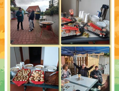 Mitarbeiterfest im MediCare Haus Herbstrose in Betzendorf