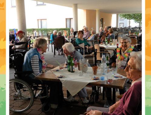 Sommerfest in der Seniorenresidenz Hoffmannspark